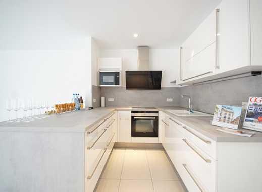 2ZKB (78m²) mit: Einbauküche, Terrasse, Garten, Zusatzräumen im UG (55m², inkl. zweites Bad)