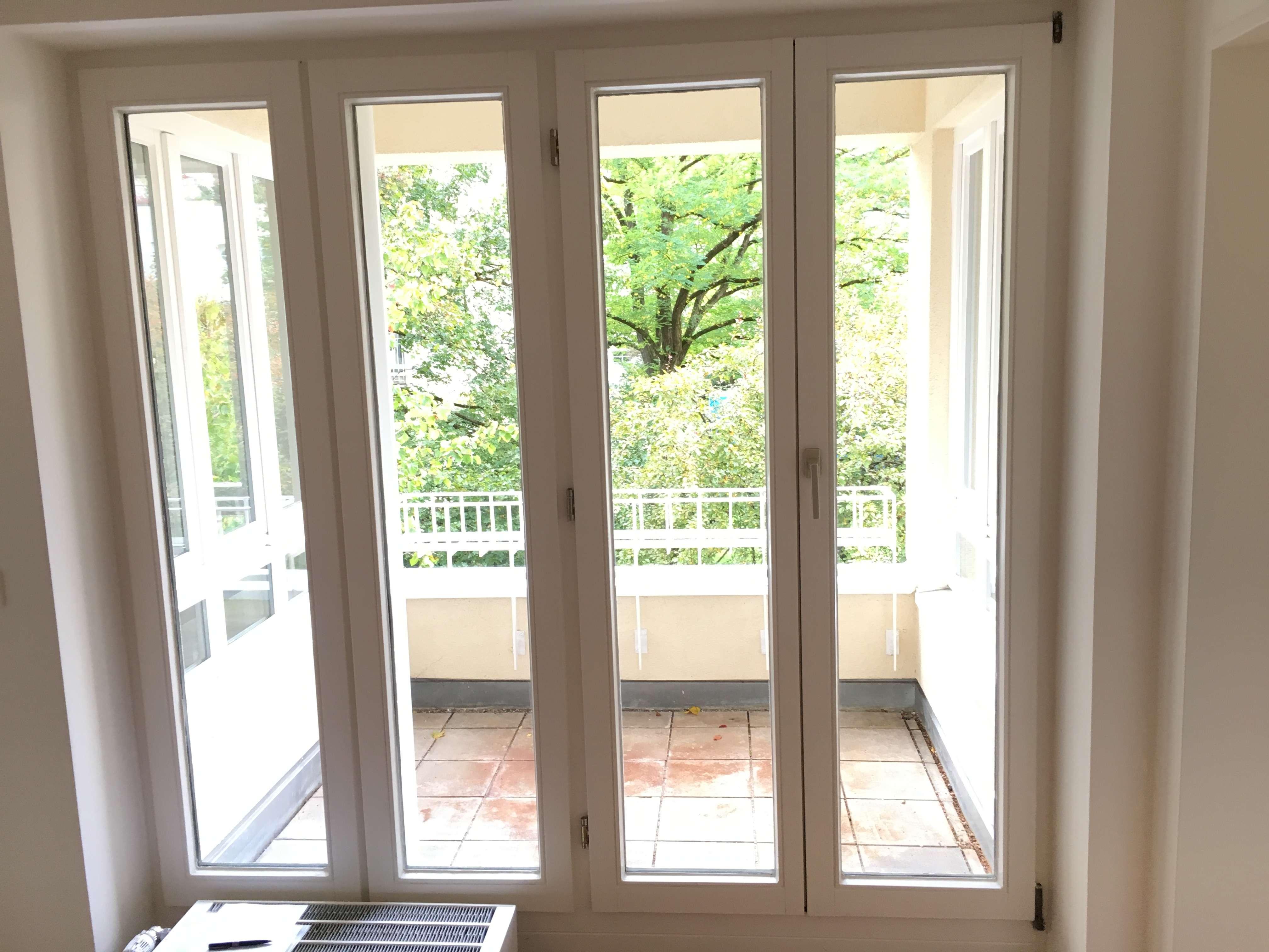 Schöne, ruhige 1,5 Zimmerwohnung mit Balkon in Pasing (München)