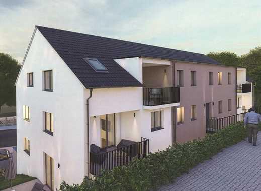 Neubau. Moderne 3,5-Zimmer-Eigentumswohnung in zentrumsnaher Wohnlage.
