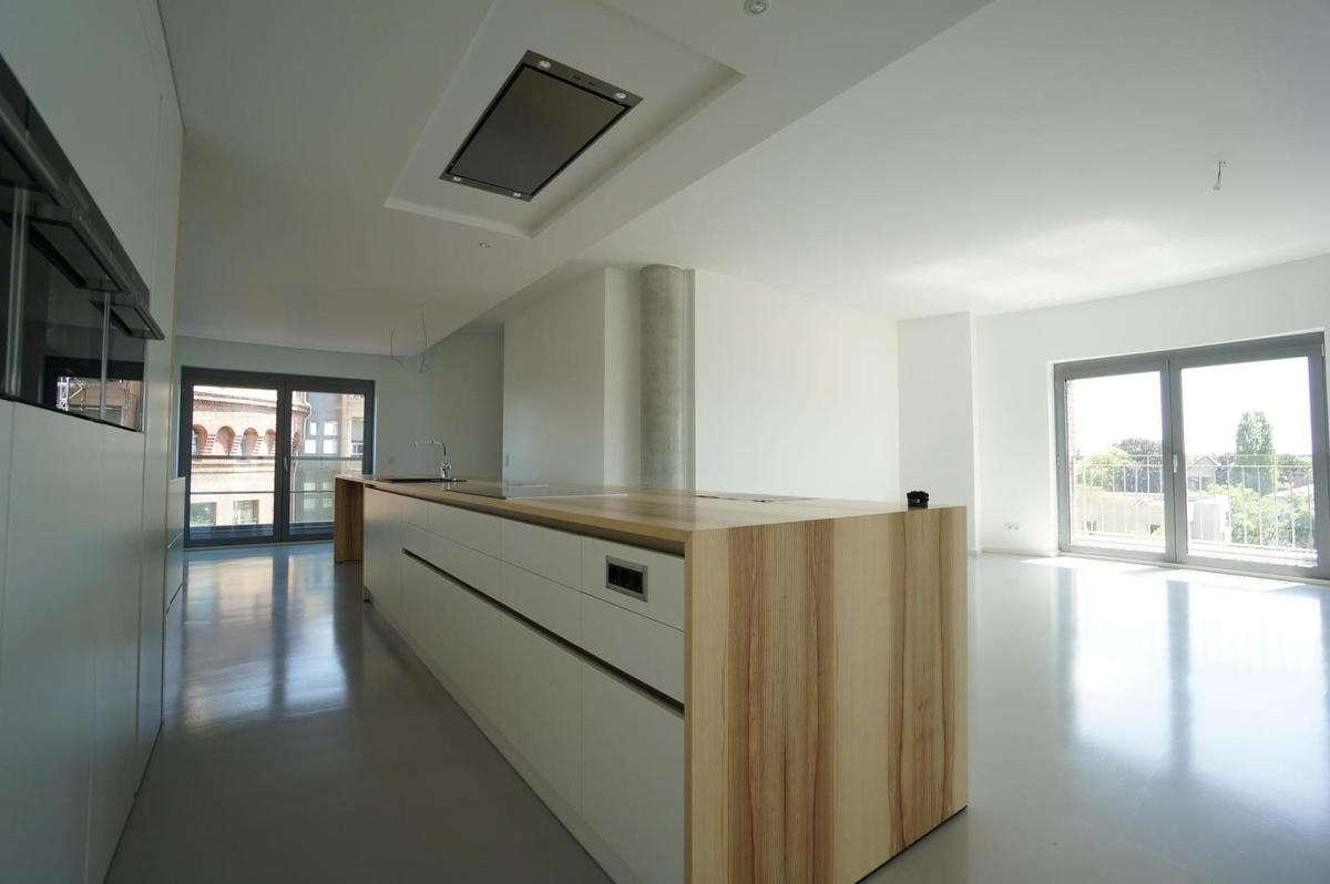 Küche Perspektive