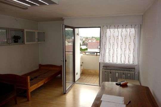 1 Zimmerwohnung mit EBK und Balkon in Wendlingen Stadtmitte - PROVISIONSFREI - Nettorendite ca. 4%