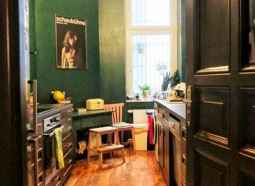 Möbliertes Zimmer in Friedrichshain zur Zwischenmiete/ Furnished room in Friedrichshain (short-term