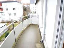 Balkon v. Ki.zimmer u. Küche