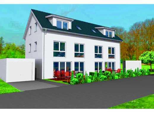 Doppelhaushälfte mit dem anderen Grundriss - Hausbreite 8 m