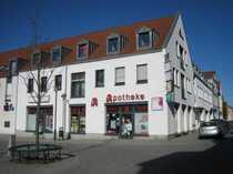 2-Raum-Wohnung am Markt der Stadt