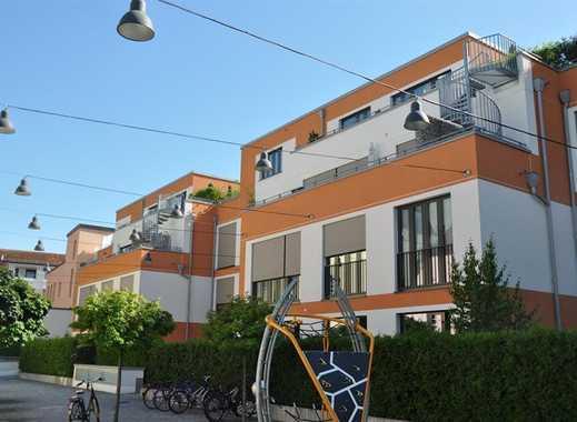 Helle 4-Zimmerwohnung mit Flair im Herzen von Fürstenfeldbruck