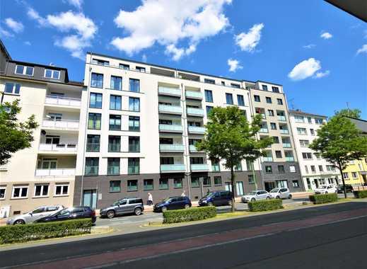 Zentral, gehoben und modern - 2 Balkone - Tiefgarage - auf Wunsch hochwertige Küche
