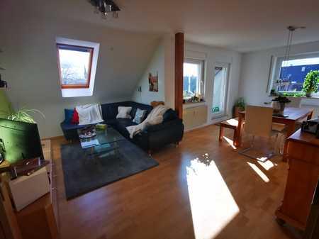 Im Herzen der Innenstadt - 4-Zimmer-DG-Wohnung mit Balkon und EBK in Forchheim in Forchheim (Forchheim)