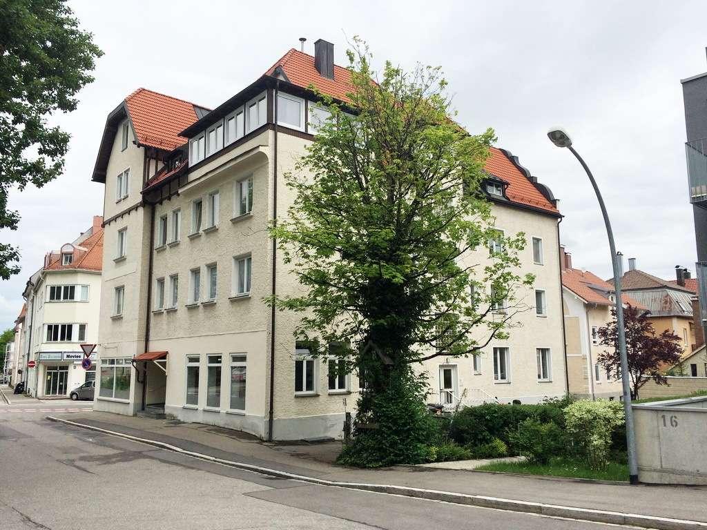 2- Zimmer Wohnung im Herzen Kemptens in Kempten (Allgäu)-Innenstadt