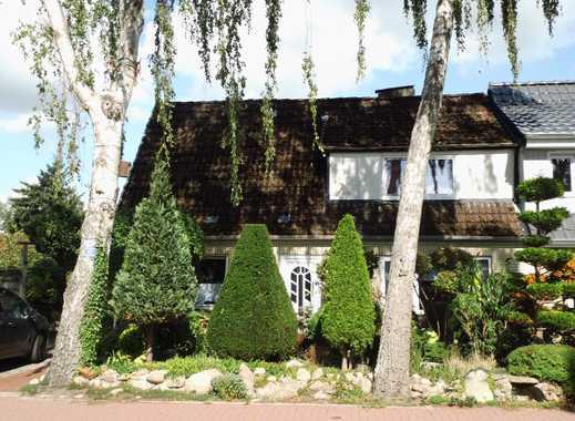 Kleine Doppelhaushälfte in ruhiger Anliegerstraße zu verkaufen