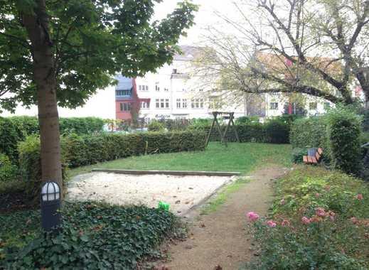 Erstbezug nach Komplettsanierung, Maisonette-Wohnung in Köpenick mit Altstadtflair