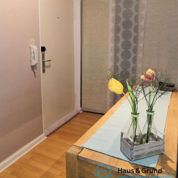 *** schöne 2-Zimmer-Wohnung im bevorzugten Frankenbergviertel ***