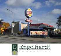 Ehemaliger Burger King in Neumünster
