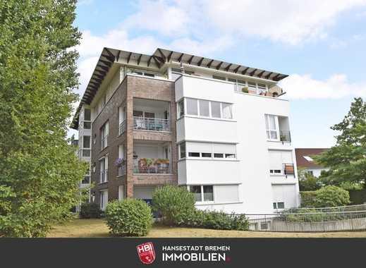 Neustadt / Anlage: Helle 2-Zimmer-Wohnung mit Loggia, Carport und Fahrstuhl direkt am Werdersee
