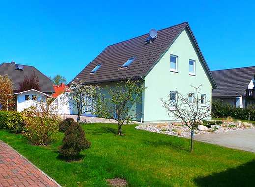 Möbliertes Einfamilienhaus in Bentwisch-Goorstorf mit Einbauküche, zwei Bäder, Terrasse und Garten!!