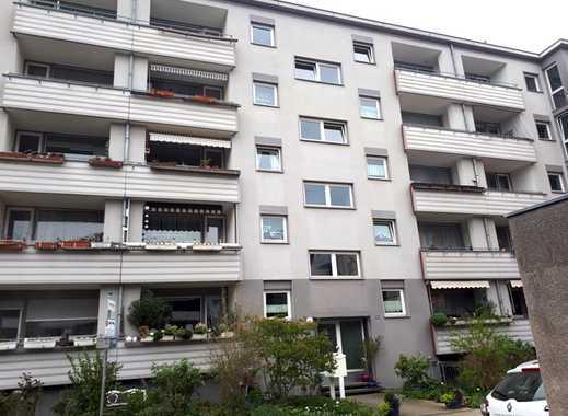 Helle, moderne Eigentumswohnung in Köln Mülheim.