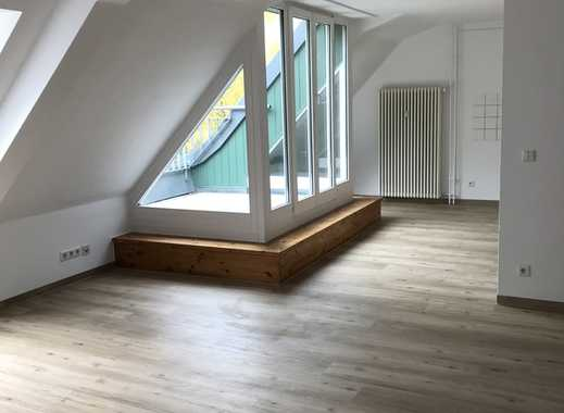 **frisch sanierte 4- Zimmer Maisonette Wohnung mit Terrasse und Gäste-WC**