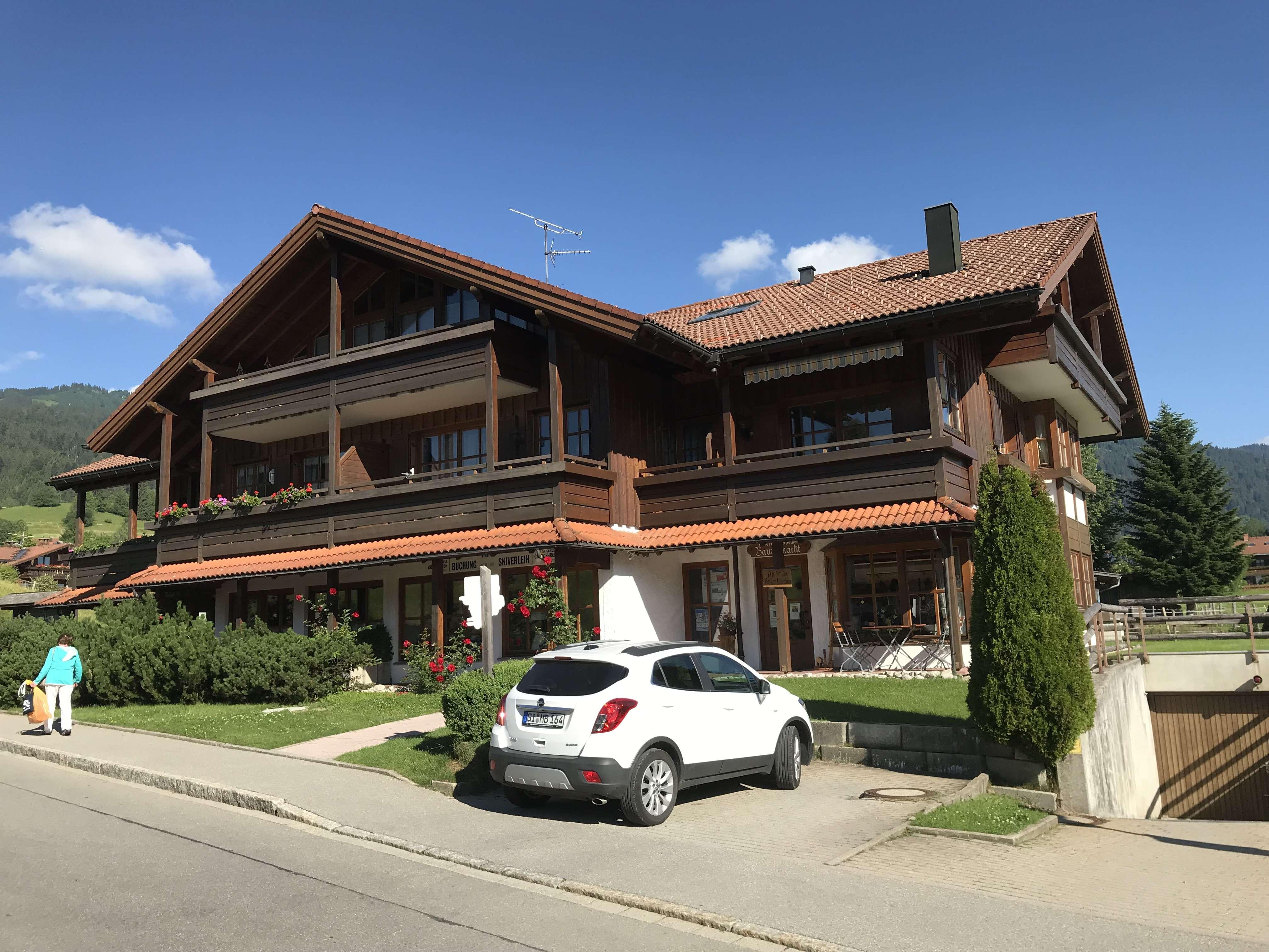 Schöne, möblierte zwei Zimmer Wohnung  im Oberallgäu, Obermaiselstein zur Langzeitmiete in Obermaiselstein
