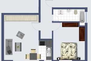 2 Zimmer Wohnung in Siegen-Wittgenstein (Kreis)
