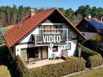 Luxuriöses Einfamilienhaus bei Potsdam - ruhig