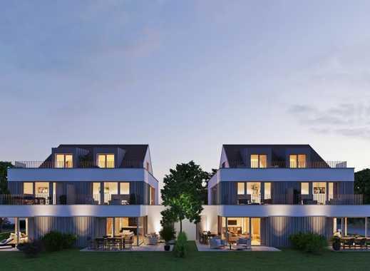 H27 | Traumhaft sonnige Doppelhaushälfte mit großem Garten und Hobbyraum