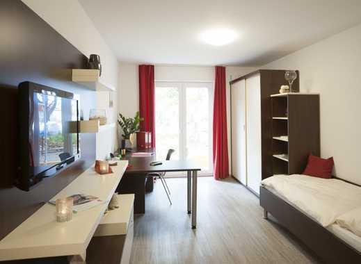 TOP 1-Zimmer-Wohnung inkl. Stellplatz in Landshut/Schönbrunn