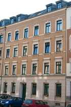 Wohnung mit Balkon zum grünen