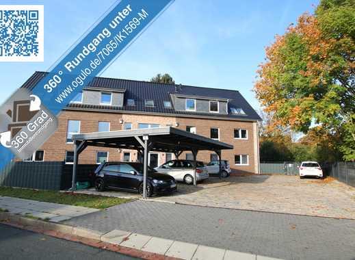 Rotenburg: Barrierefrei! Neuwertige 4-Zimmer-Obergeschosswohnung