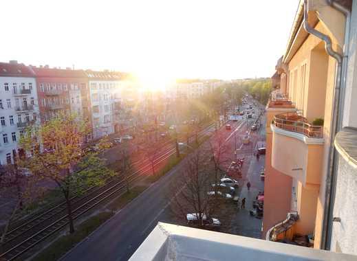 *NEU* 2er-WG-geeignete 2-Zimmerwohnung mit 2 Balkonen in Prenzlauer Berg!