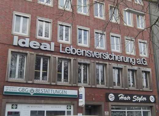 Modernes Wohnen in der City am Ostwall direkt am Ostenhellweg (2 Zimmer, Küche, Diele und Bad)