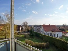 Balkonblick