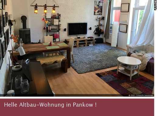 Moderne Altbau-Whg nahe Schloßpark Pankow! *Gartennutzung*