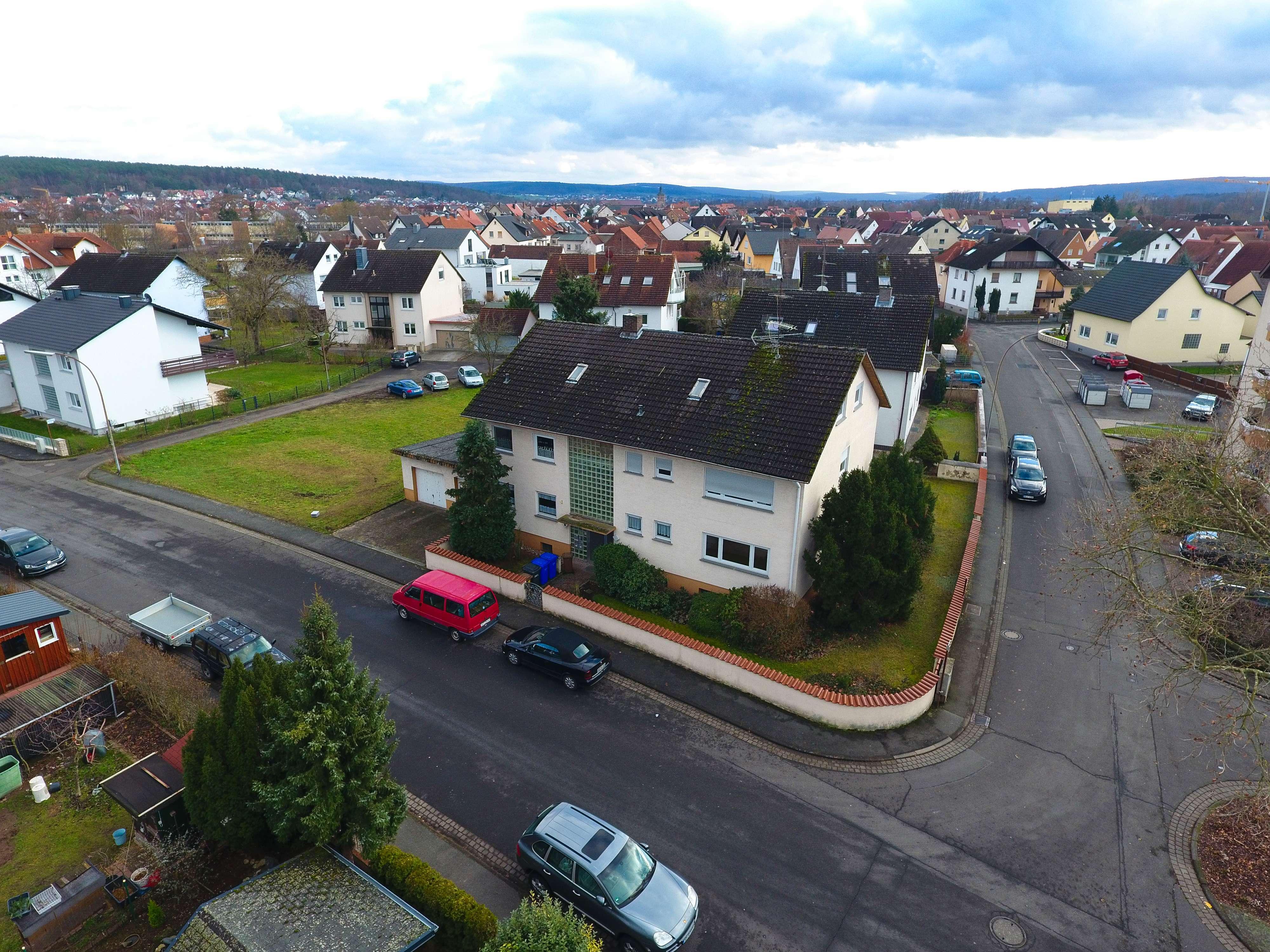 Freundliche 3,5-Zimmer-Erdgeschosswohnung - Aschaffenburg in