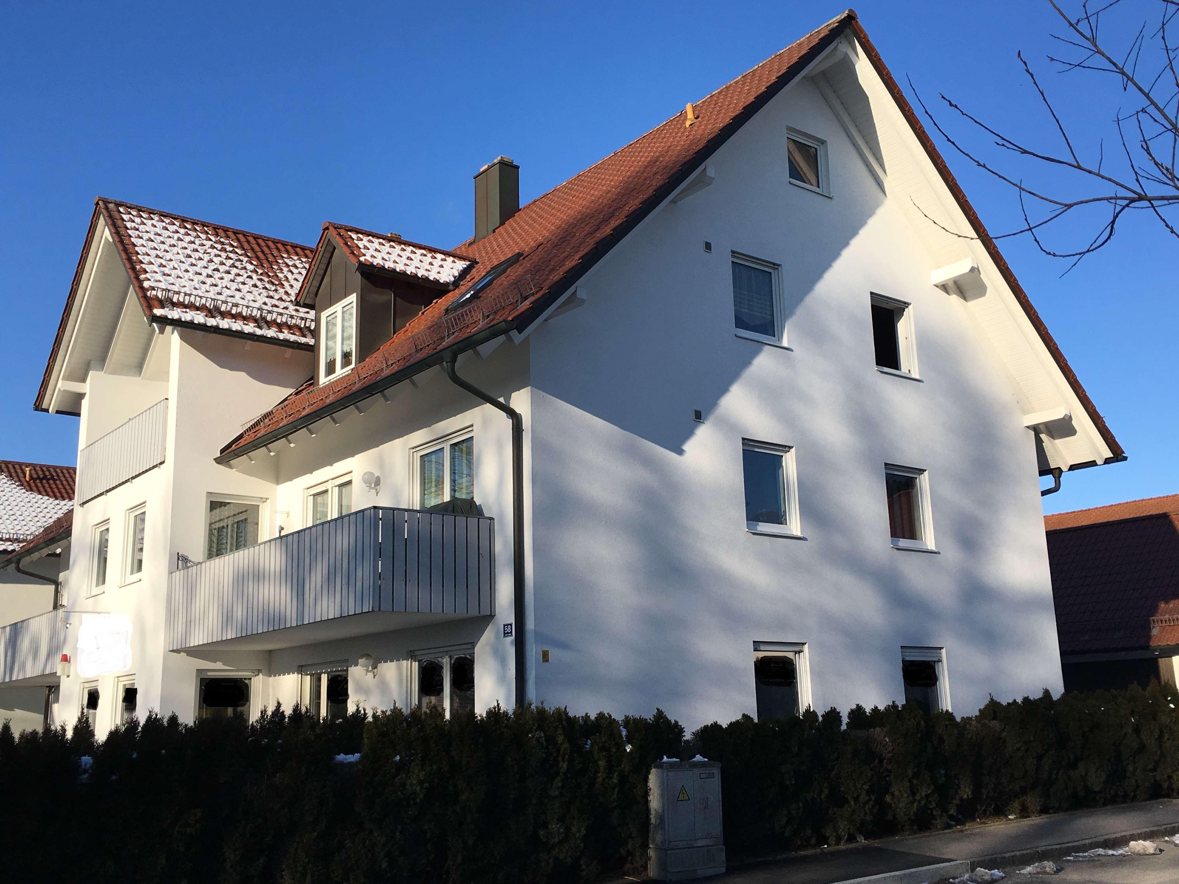 Gepflegte 3-Zimmer-Wohnung mit Balkon in Ergolding (104qm)