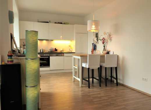 Lichtdurchflutet - großzügige 3 Zimmer mit Balkon und moderner Einbauküche - Beverbäker Wiesen