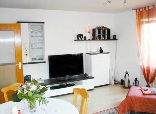 E-Heisingen, helle Wohnung, gepflegtes Haus, grüne Lage