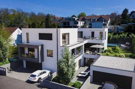 Godelsberg, Neubau, Erstbezug, luxuriöse 3,5-Zimmer-Erdgeschosswohnung, separater Eingang in Stadtmitte (Aschaffenburg)