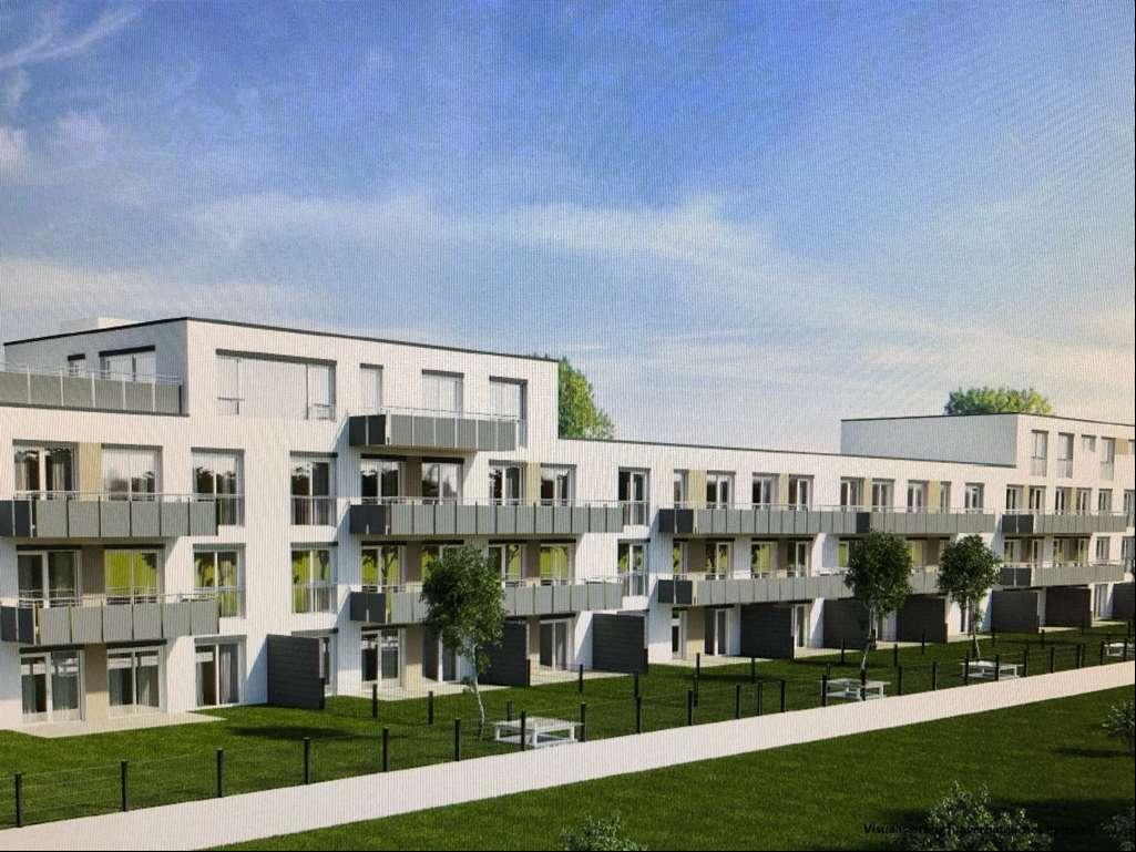 Erstbezug mit Balkon: exklusive 2-Zimmer-Wohnung in Hilpoltstein in