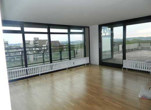 Fünfzimmerwohnung mit Einbauküche und Dachterrasse