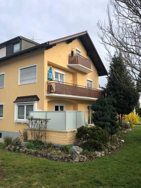 Exklusive, gepflegte 3-Zimmer-Erdgeschosswohnung mit Balkon in Olching in Olching