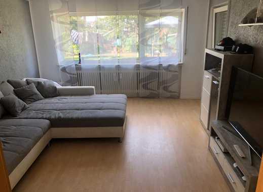 Ansprechende 3-Zimmer-Wohnung mit Balkon und Einbauküche in Rhön-Grabfeld (Kreis)