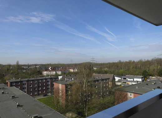 Renovierte, stadtnahe 3,5 Raum Wohnung mit Blick über die Stadt! Aufzug!!