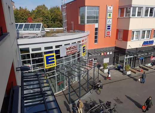 schöne 88m² Wohnung 3Z,K,D,B provisionsfrei oberhalb der Welau-Arcaden zum 01.01.2019 zu vermieten