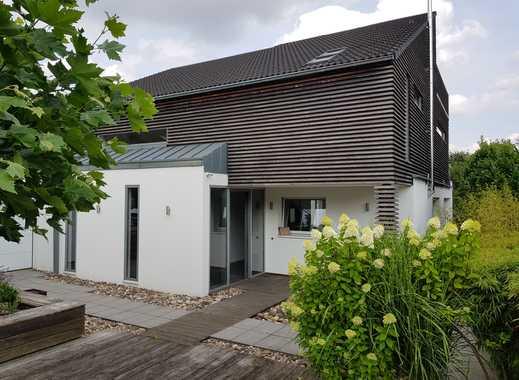 Wunderschönes Einfamilienhaus, Garten, Dachterasse, offene Bauweise, Kamin, 7 Zi.,  Meerbusch