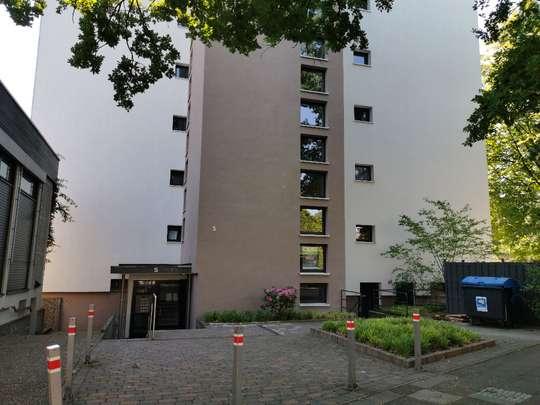 Wohnen am Tiergarten: Attraktive 2-Zimmer Wohnung mit Balkon in Kirchrode