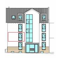 Neubau 1 Obergeschoss 3-Zimmer-Komfort-Wohnung