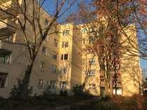 Helle 3-Zimmerwohnung im Grünen WBS