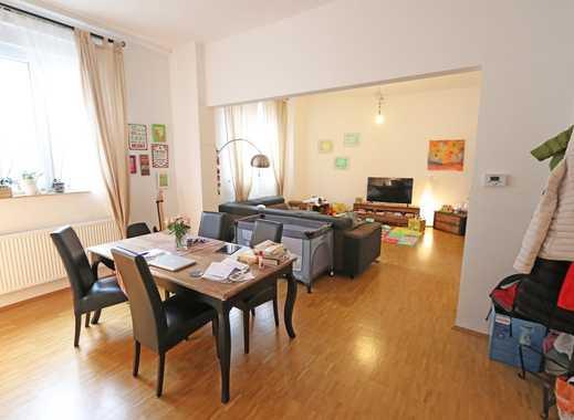 Sehr schöne und gut ausgestattete Erdgeschosswohnung mit eigenem Innenhof