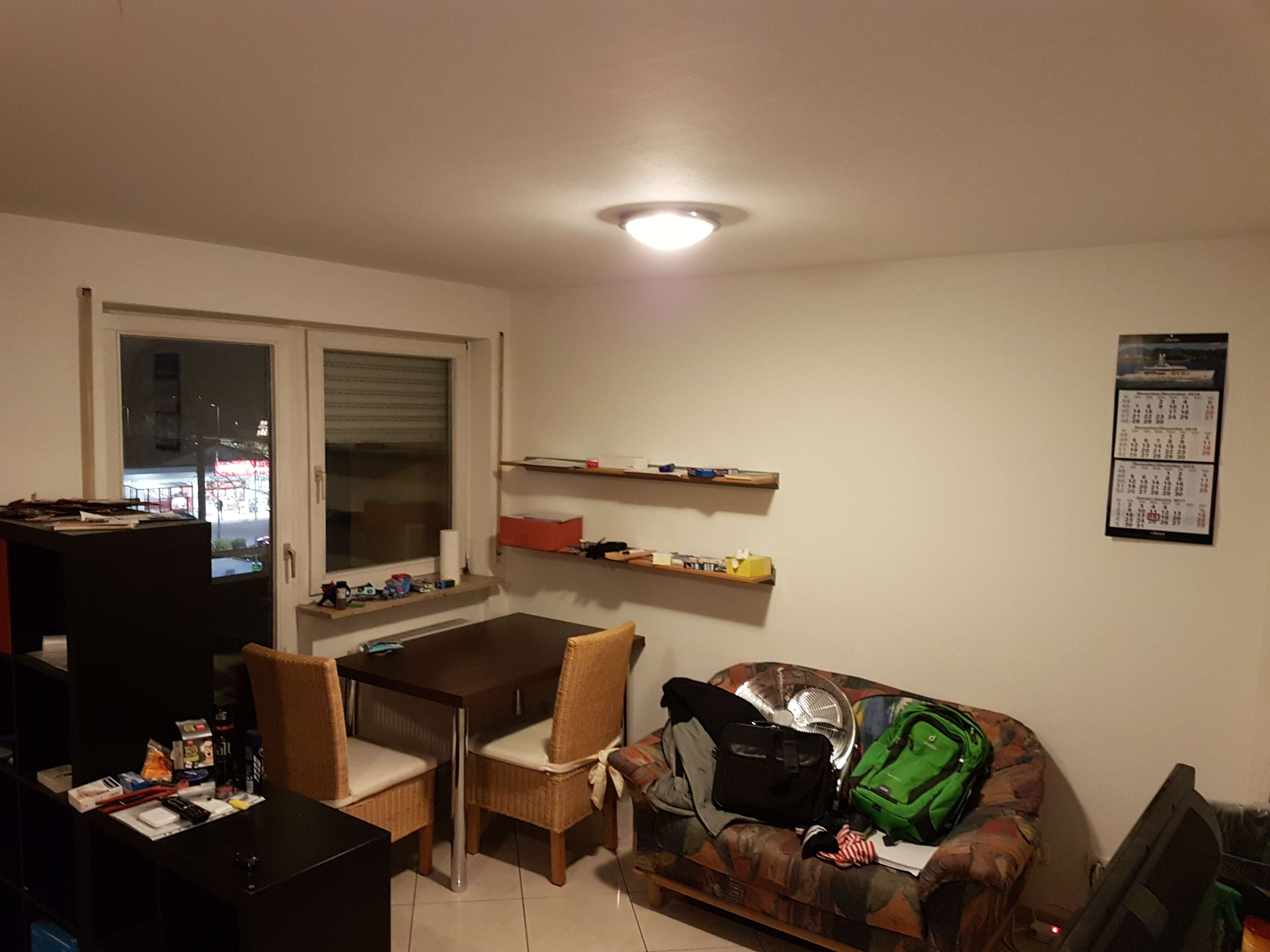 1-Zimmer-Wohnung mit Balkon in Nürnberg-Maxfeld in Maxfeld (Nürnberg)