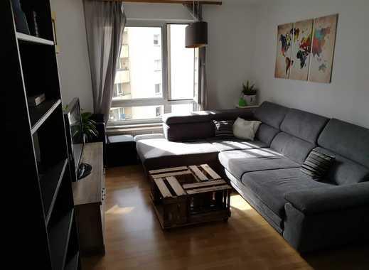 Attraktive 2-Zimmer-Wohnung mit Balkon zum Innenhof in Mainzer Altstadt